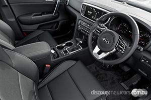 2021 Kia Sportage SX+ Auto 2WD MY21