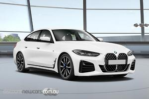 2021 BMW 4 Series 430i M Sport G26 Auto