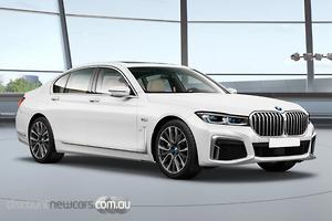 2021 BMW 7 Series 745e G11 LCI Auto