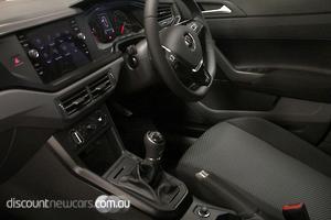 2021 Volkswagen Polo 70TSI Trendline AW Manual MY21