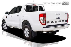 2021 Ford Ranger XLS PX MkIII Auto 4x4 MY21.75 Double Cab