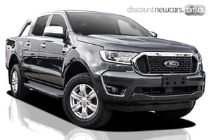 2021 Ford Ranger XLT PX MkIII Auto 4x4 MY21.75 Double Cab