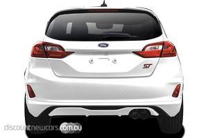 2021 Ford Fiesta ST WG Manual MY21