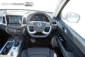 2021 SsangYong Rexton ELX Auto 4x4 MY21