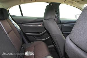 2021 Mazda 3 G25 Evolve BP Series Auto