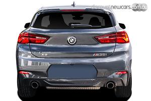 2021 BMW X2 M35i F39 Auto AWD