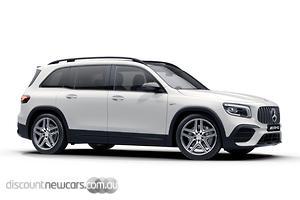 2021 Mercedes-Benz GLB-Class GLB35 AMG Auto 4MATIC