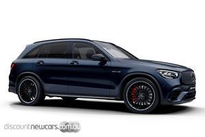 2021 Mercedes-Benz GLC-Class GLC63 AMG S Auto 4MATIC+