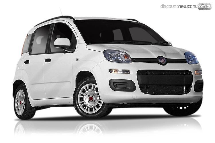 2014 Fiat Panda Easy