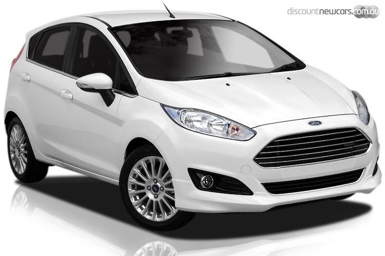 2015 Ford Fiesta WZ Sport EcoBoost MY15