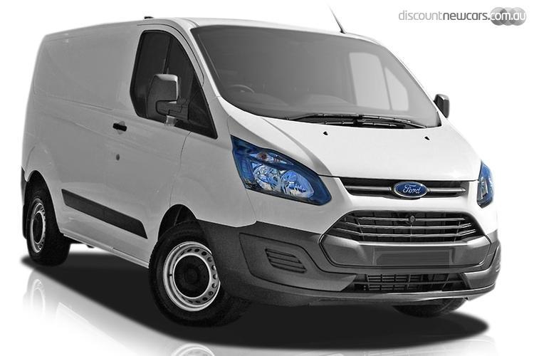 2015 Ford Transit Custom VN 330L Long Wheelbase