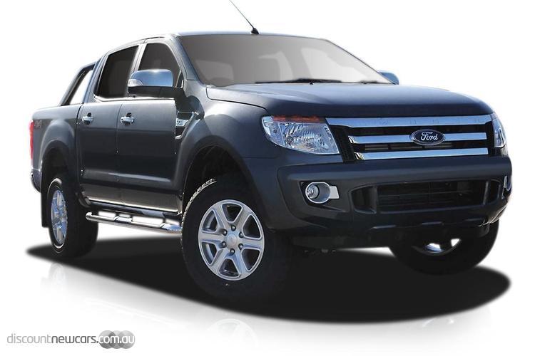 2015 Ford Ranger XLT PX Manual 4x4