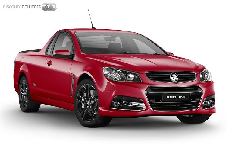 2015 Holden Ute VF SS V Redline MY15 Sports Automatic