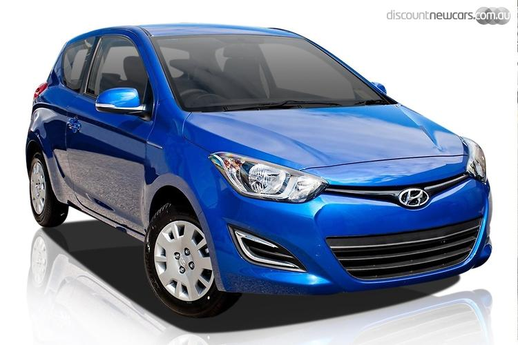 2015 Hyundai i20 Active Manual MY16