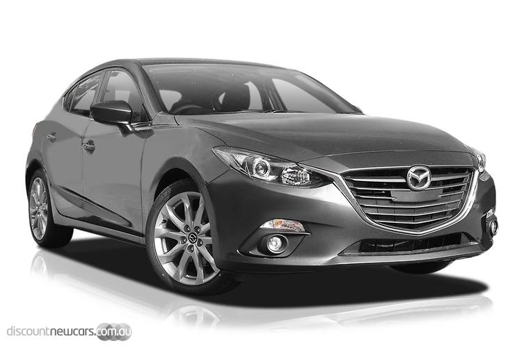 2015 Mazda 3 SP25 Auto