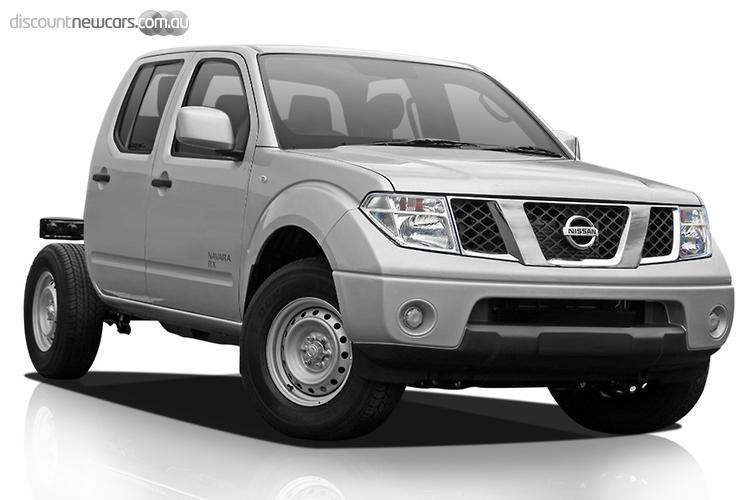 2014 Nissan Navara D40 Series 8 RX (Rel. Jun. 2013)