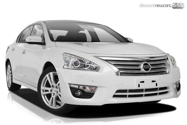 2014 Nissan Altima L33 Ti X-tronic