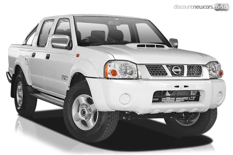 2014 Nissan Navara D22 ST-R S5