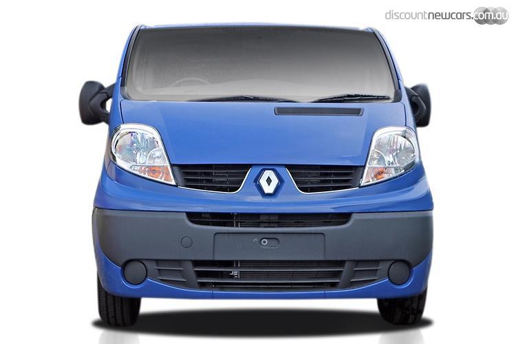 2014 Renault Trafic Manual