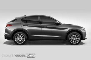 2019 Alfa Romeo Stelvio Auto AWD