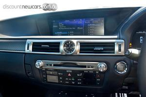 2019 Lexus GS GS350 F Sport Auto