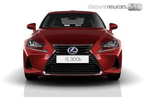 2019 Lexus IS IS300h Sports Luxury Auto