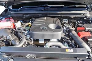2020 Mazda BT-50 GT UR Manual 4x4 Dual Cab