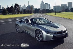 2020 BMW i8 I15 Auto AWD