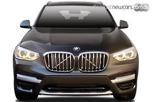2020 BMW X3 xDrive20d G01 Auto 4x4
