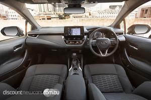 2018 Toyota Corolla SX Hybrid Auto