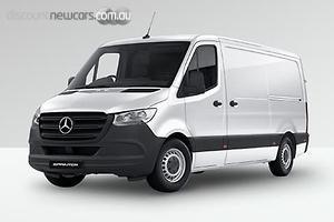 2019 Mercedes-Benz Sprinter 411CDI Medium Wheelbase Auto FWD