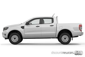 2019 Ford Ranger XL PX MkIII Auto 4x4 MY19 Double Cab