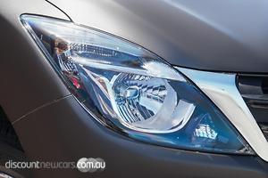 2019 Mazda BT-50 XT Hi-Rider UR Manual 4x2