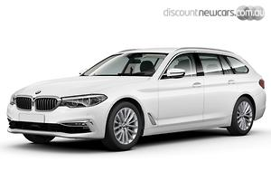 2020 BMW 5 Series 530i Luxury Line G31 Auto