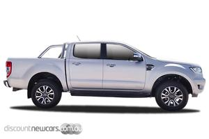 2019 Ford Ranger XLT PX MkIII Auto 4x4 MY19 Double Cab