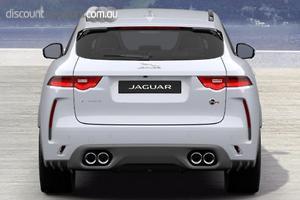 2019 Jaguar F-PACE SVR Auto AWD MY20