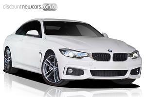 2020 BMW 4 Series 430i M Sport F32 LCI Auto
