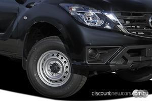 2019 Mazda BT-50 XT Hi-Rider UR Auto 4x2