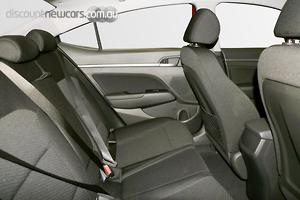 2019 Hyundai Elantra Go Manual MY20