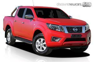 2020 Nissan Navara ST D23 Series 4 Manual 4x2 Dual Cab