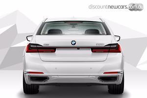 2020 BMW 7 Series 750i xDrive G11 LCI Auto AWD