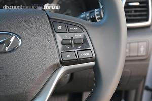 2019 Hyundai Tucson Active Manual 2WD MY20