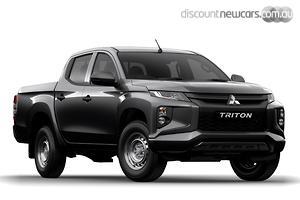 2020 Mitsubishi Triton GLX ADAS MR Manual 4x4 MY20 Double Cab