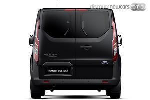 2020 Ford Transit Custom 340L VN LWB Auto MY19.75 Dual Cab