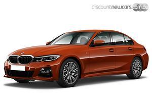 2020 BMW 3 Series 330e M Sport G20 Auto