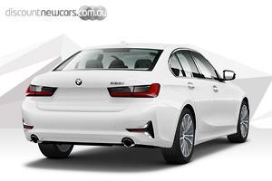 2020 BMW 3 Series 320i Luxury Line G20 Auto
