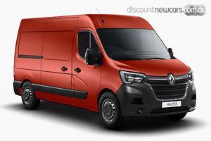 2020 Renault Master Pro 110kW SWB Auto MY20