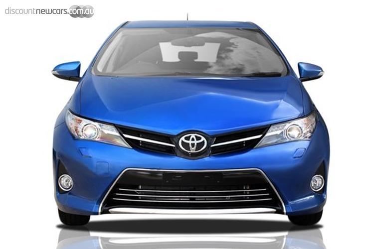 2014 Toyota Corolla Levin ZR MultiDrive S-CVT