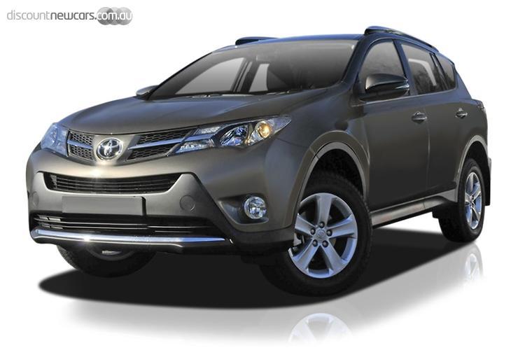 2014 Toyota RAV4 GXL MY14 2WD