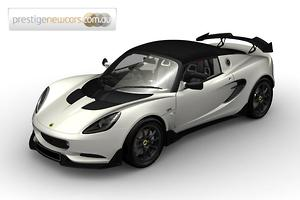2019 Lotus Elise Cup 250 Manual MY19